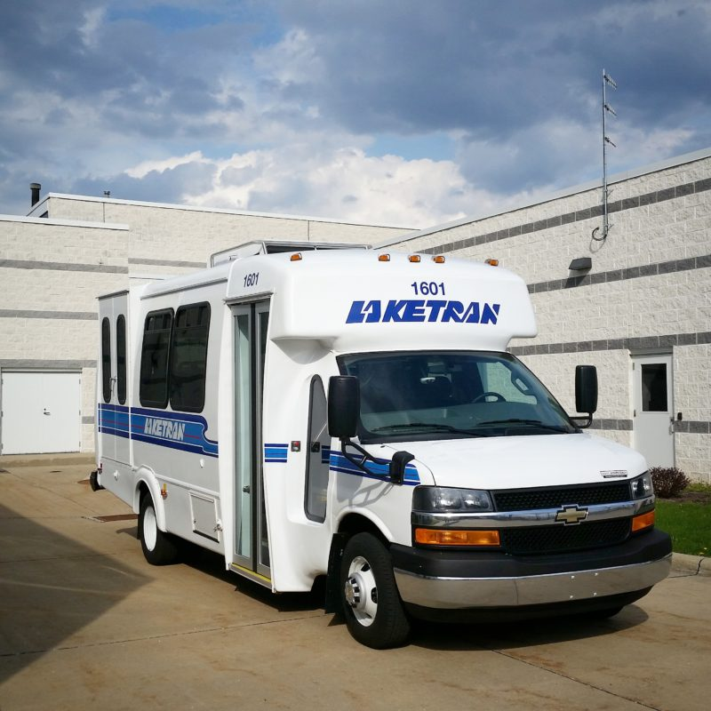 Laketran New Dial-a-Ride