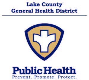 Lake County General Health logo